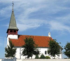 Valdemar Koch - Image: Reersoe Kirke