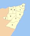 Regions of Puntland (Numbered).png