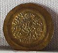 Regno longobardo, emissione aurea di ariperto II, zecca di pavia, 701-712, 01.JPG