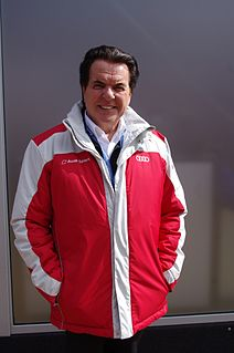 Reinhold Joest German racing driver