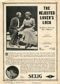 Release flier for THE REJECTED LOVER'S LUCK, 1913.jpg