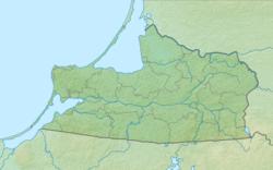 Kurische Nehrung Karte.Kurische Nehrung Wikipedia