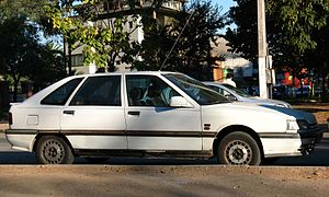 Renault 21 - 1993 Manager Liftback