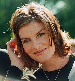 Rene Russo American actress and model