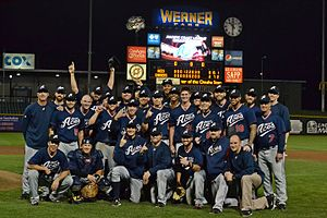 Reno Aces - The 2012 PCL champion Aces