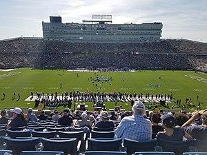 Pratt & Whitney Stadium at Rentschler Field - Rentschler Field, 2017