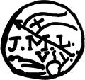 Resello de José María Liceaga durante la Guerra de Independencia de México (13a).png