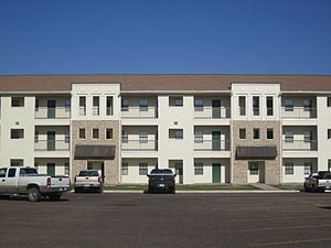 Western Texas College - Residence hall at Western Texas College