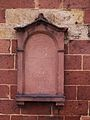 Reuter Regine Grabplatte ehemalige Kapelle Alter Friedhof KA.JPG