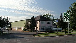 Ricebridge Business Park, Hickstead - geograph.org.uk - 244943.jpg