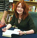 Portait de Richelle Mead.