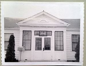 Augsburg Park Library - The library moved to 6700 Portland in 1952.