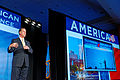 Rick Santorum at Southern Republican Leadership Conference, Oklahoma City, OK 1 May 2015 by Michael Vadon 03.jpg