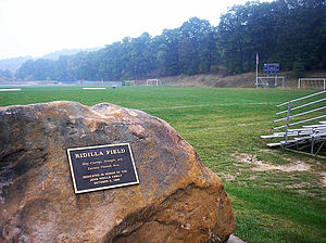 University of Pittsburgh at Greensburg - Ridilla Athletic Fields