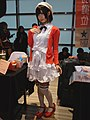 Rinka Okita as Megumi Kato 20190413a.jpg