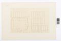 Ritning till betjäntrum - Hallwylska museet - 101060.tif