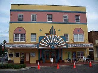 Wayne Densch Performing Arts Center - Image: Ritz Theater in Sanford 2