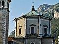 Riva del Garda Santa Maria Inviolata Kuppel.jpg