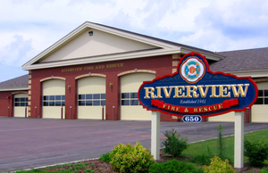 Riverview, New Brunswick - Riverview Fire Station