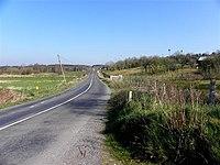 Road at Doogary (geograph 2870326).jpg