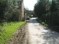 Road to Halloughton Wood Farm - geograph.org.uk - 1760041.jpg