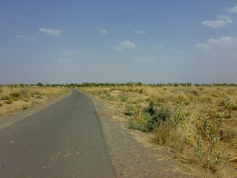 File:Road to My Home-town From Badagaon - panoramio.jpg