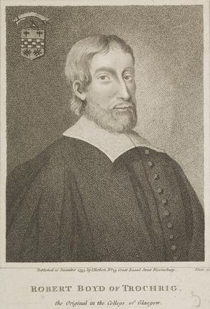 Robert Boyd (university principal) - Image: Robert Boyd