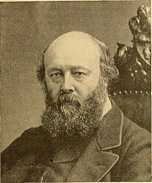 Second Salisbury ministry - Salisbury (1892)