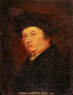 Robert Ladbrooke English painter