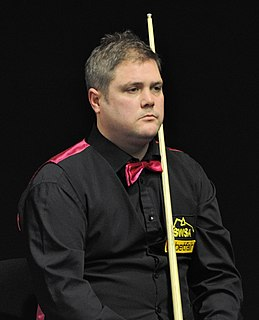 Robert Milkins English snooker player