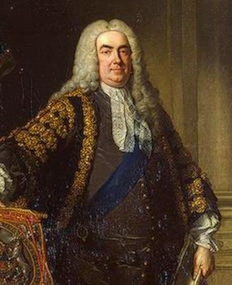 Walpole, Massachusetts - Sir Robert Walpole, the town's namesake.
