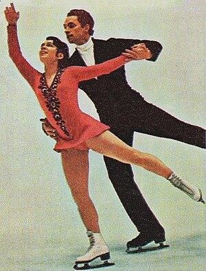 Alexei Ulanov - Ulanov and Rodnina c. 1973