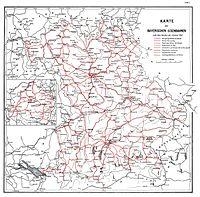 Roell-1912 Karte der Bayerischen Eisenbahnen.jpg