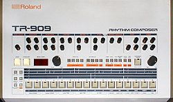 Image illustrative de l'article Roland TR-909
