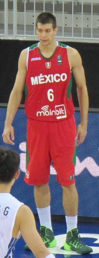 Román Martínez (basketball) - Image: Roman Martinez