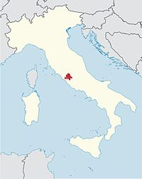 Roman Catholic Diocese of Civita Castellana in Italy.jpg