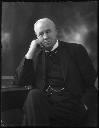 St James's Gazette - Ronald McNeill