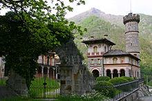Il Castello di Rosazza