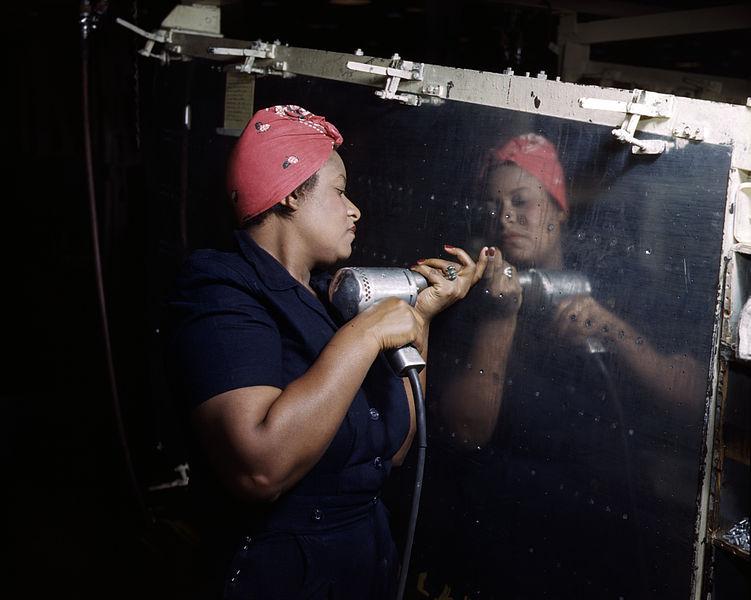 File:Rosie the Riveter (Vultee).jpg
