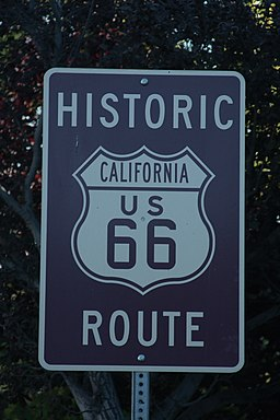 Route 66 Victorville