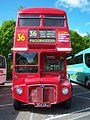Routemaster bus RM1058 London Central 36 204 UXJ Metrocentre 2009 (3).JPG