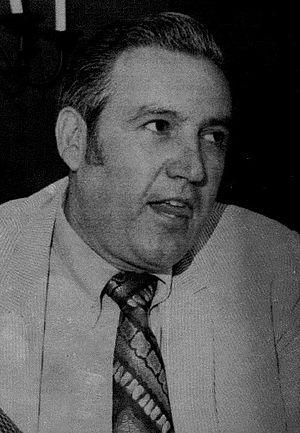 Roy Rubin - Rubin in 1972