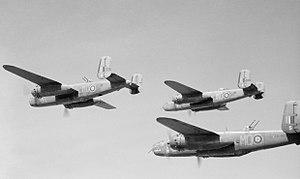 No. 226 Squadron RAF - No. 226 squadron Mitchell Bombers