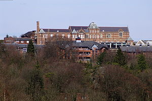 Royal Hampshire County Hospital - Image: Royal Hants County Hospital 2