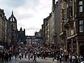 Royal Mile during Edinburgh Festival - geograph.org.uk - 950413.jpg