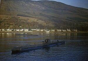 Holy Loch Scotland Map.Hms Seadog Wikivisually