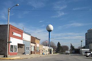 Rudd, Iowa City in Iowa, United States