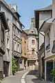 Rue Saint-Fleuret in Estaing 02.jpg