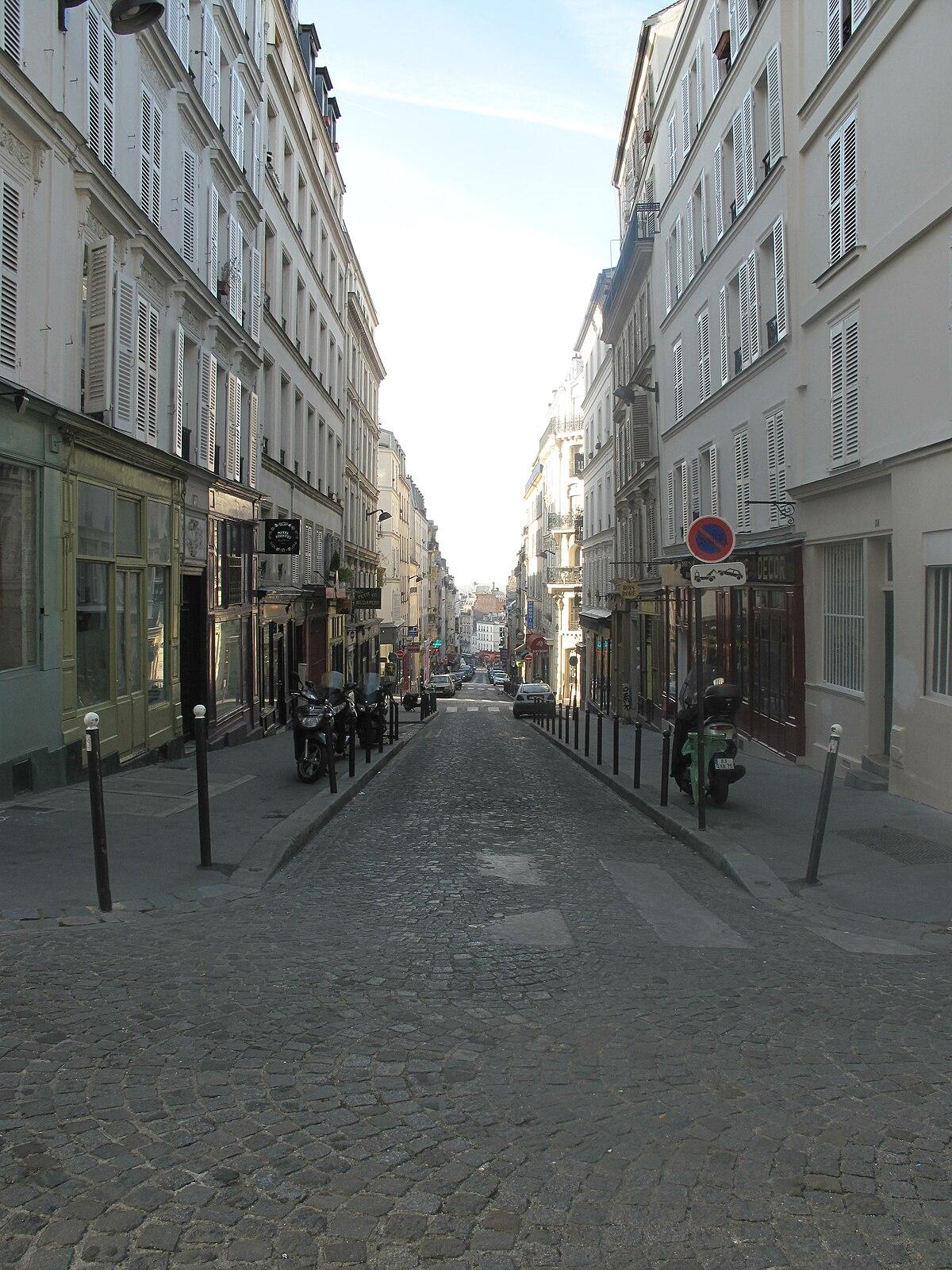 Rue De Rochechouart E Arrondissement Paris Restaurants