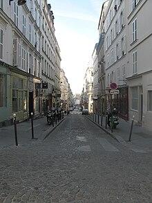 Quartier de rochechouart wikipedie for Miroir rue des martyrs